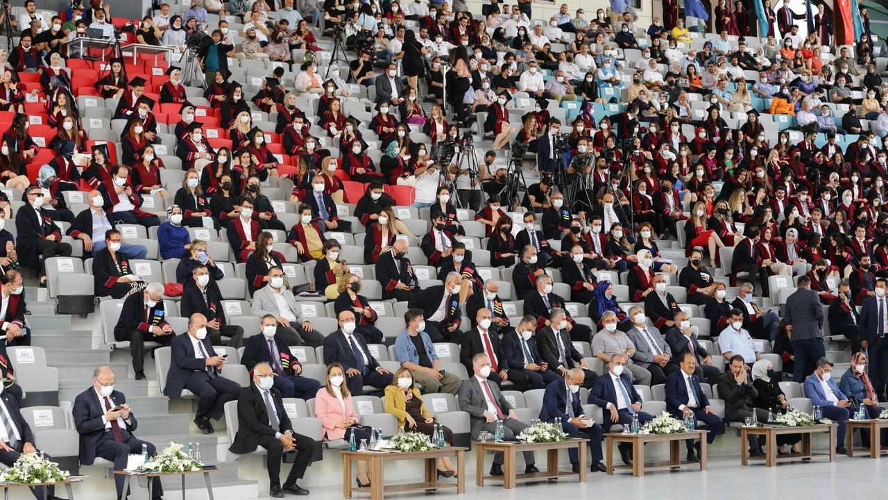 Hasan Kalyoncu Üniversitesi Mezuniyet Töreni