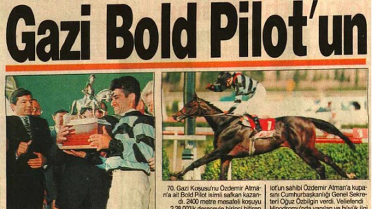 Bold Pilot rekoru kırıldı mı?