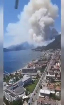 Sabotajcılar iş başında: Ülkenin dört bir yanından yangın haberi geliyor
