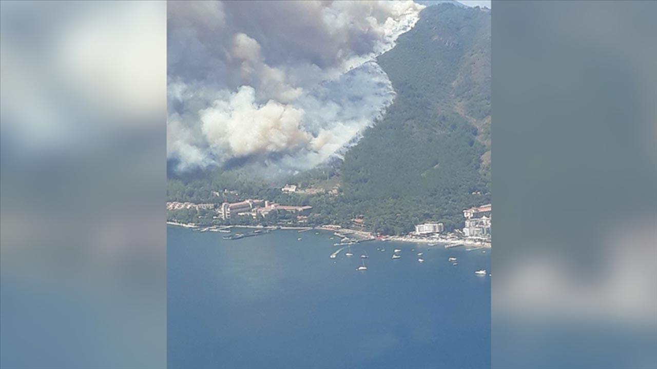 Ülkenin dört bir yanından yangın haberi geliyor