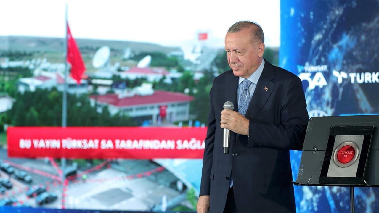 Türksat 5A Uydusu Hizmete girdi