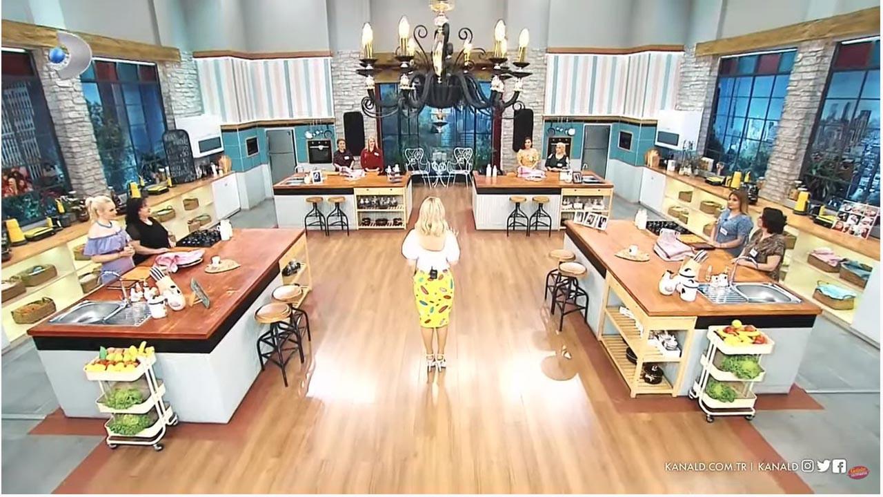 Gelinim Mutfakta Puan Durumu: 29 Haziran 2021 Salı kim birinci oldu bugün kim elendi?
