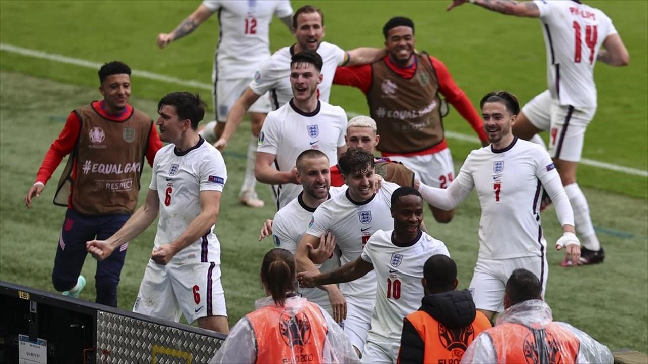Çeyrek finale çıkan bir diğer takım İngiltere oldu