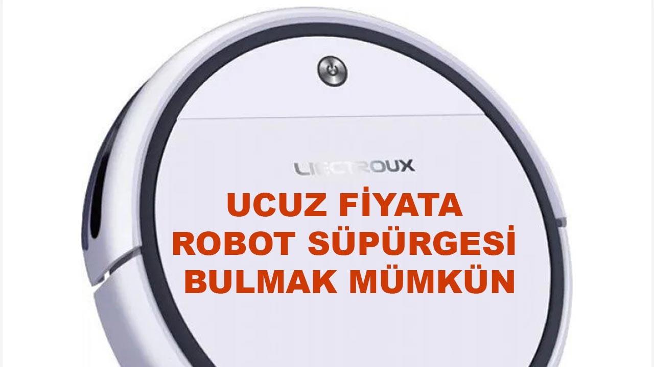 Evlerdeki yeni yardımcılar: Robot süpürgeleri