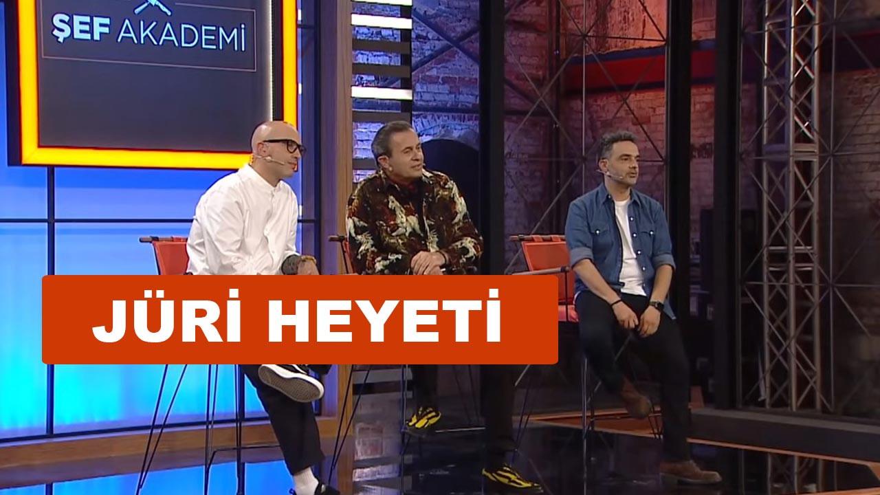 Şef Akademi jürileri kimlerdir? Şef Akademi jürisi Ayhan Sicimoğlu, Ali Ronay, Arda Türkmen kimdir?