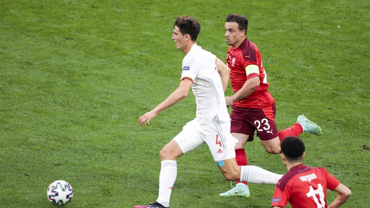 İspanya yarı finale çıkan ilk takım oldu