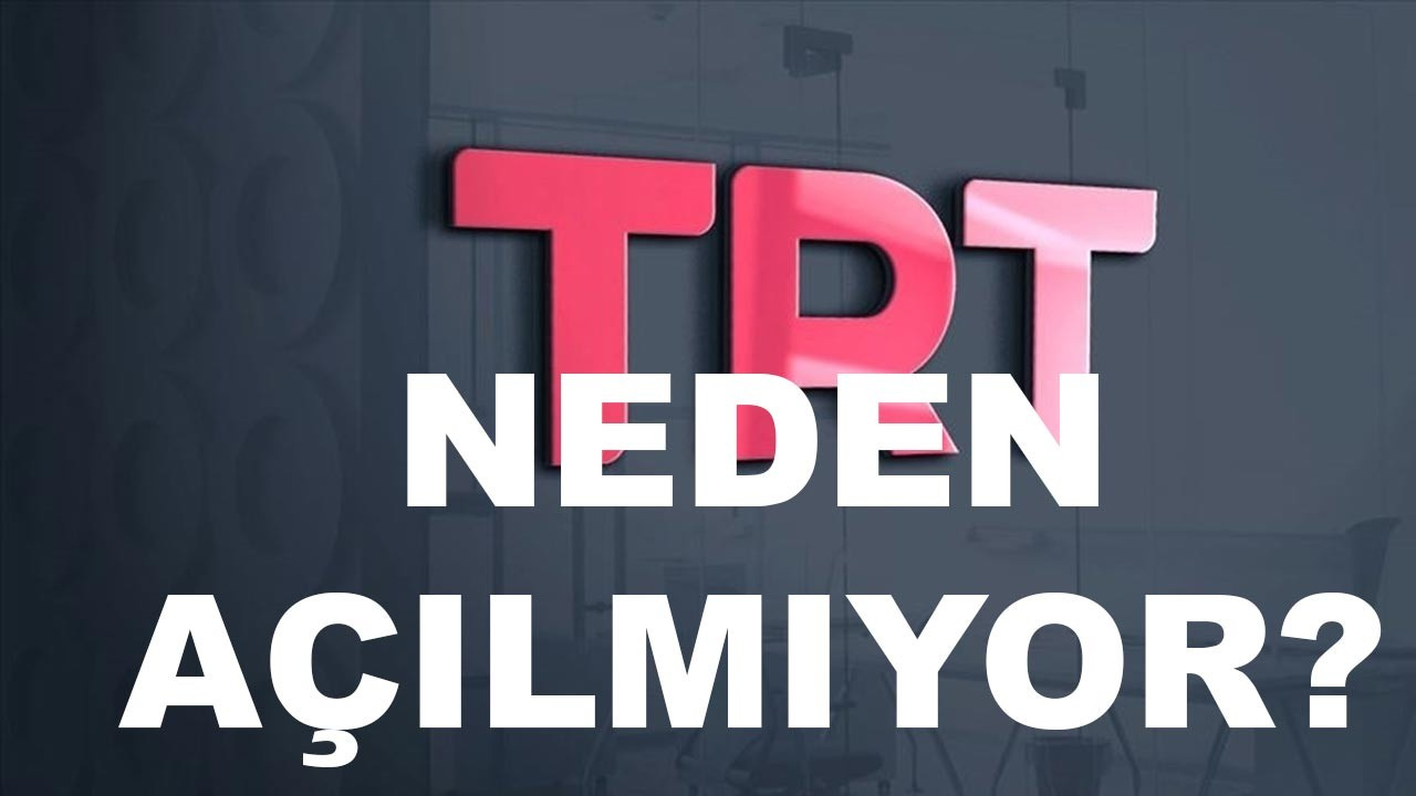 TRT 1 neden açılmıyor, canlı yayın maç izlenmiyor?