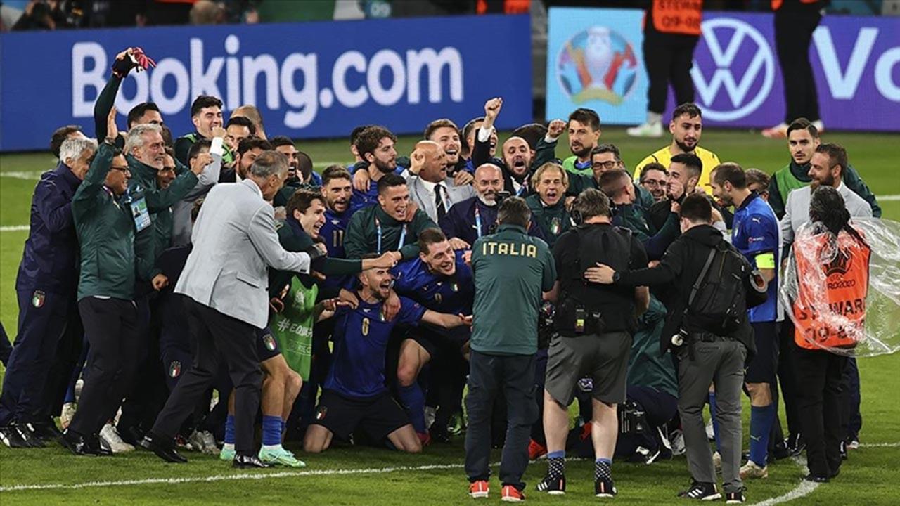EURO 2020'nin ilk finalisti belli oldu