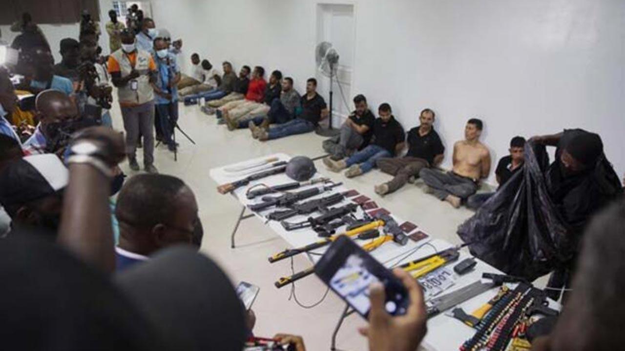 Haiti suikastinde ilk şüpheli Kolombiya başkanı