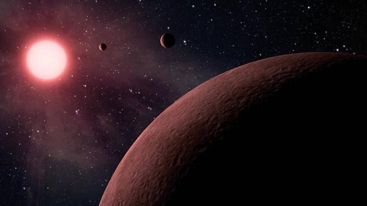 Eğik gezegenlerde 'hayat izleri' bulunabilir