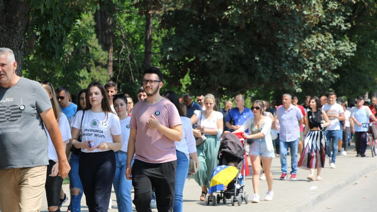 Makedonya ve Kosova'da soykırım kurbanları anıldı