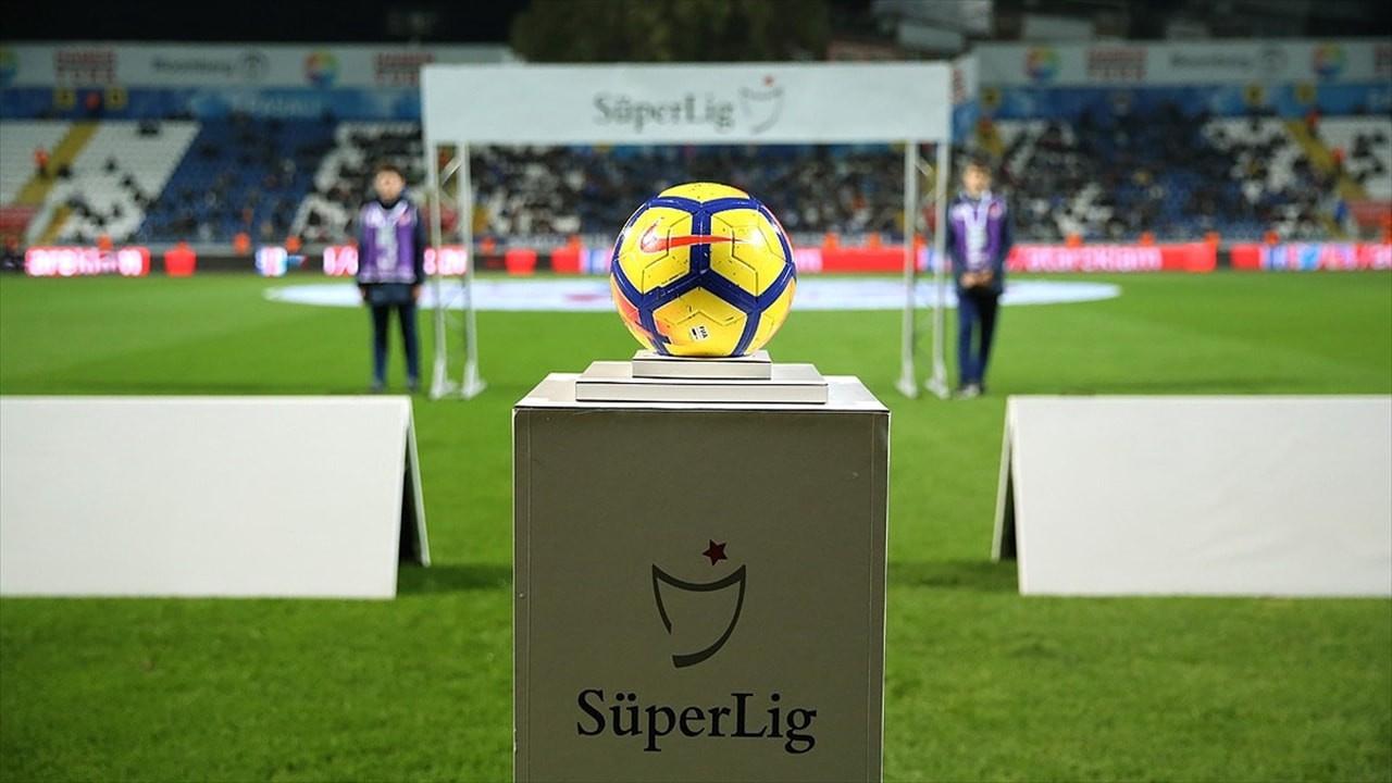 Süper Lig yeni sezon fikstürü belli oldu