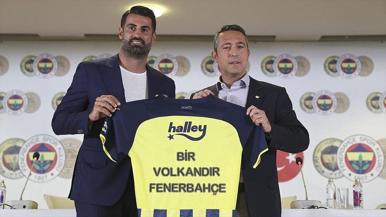 Volkan Demirel'in Fenerbahçe serüveni sona erdi