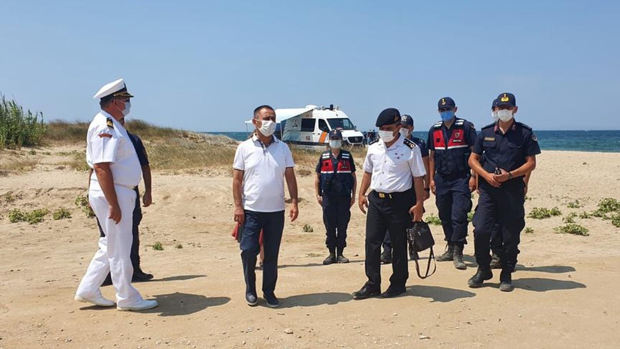 Bozcaada'da kaybolan kişi ölü bulundu
