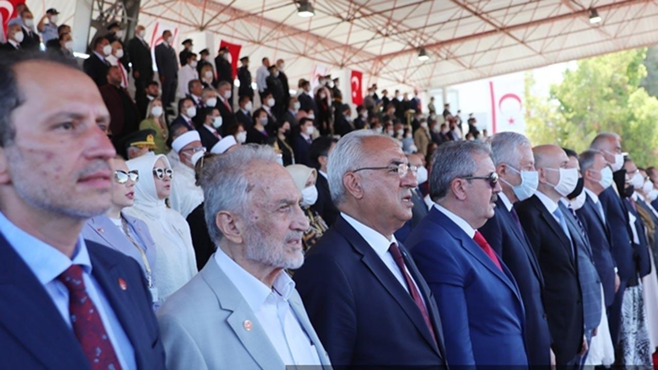 Kıbrıs'a Kılıçdaroğlu ve Akşener de davet edilmiş