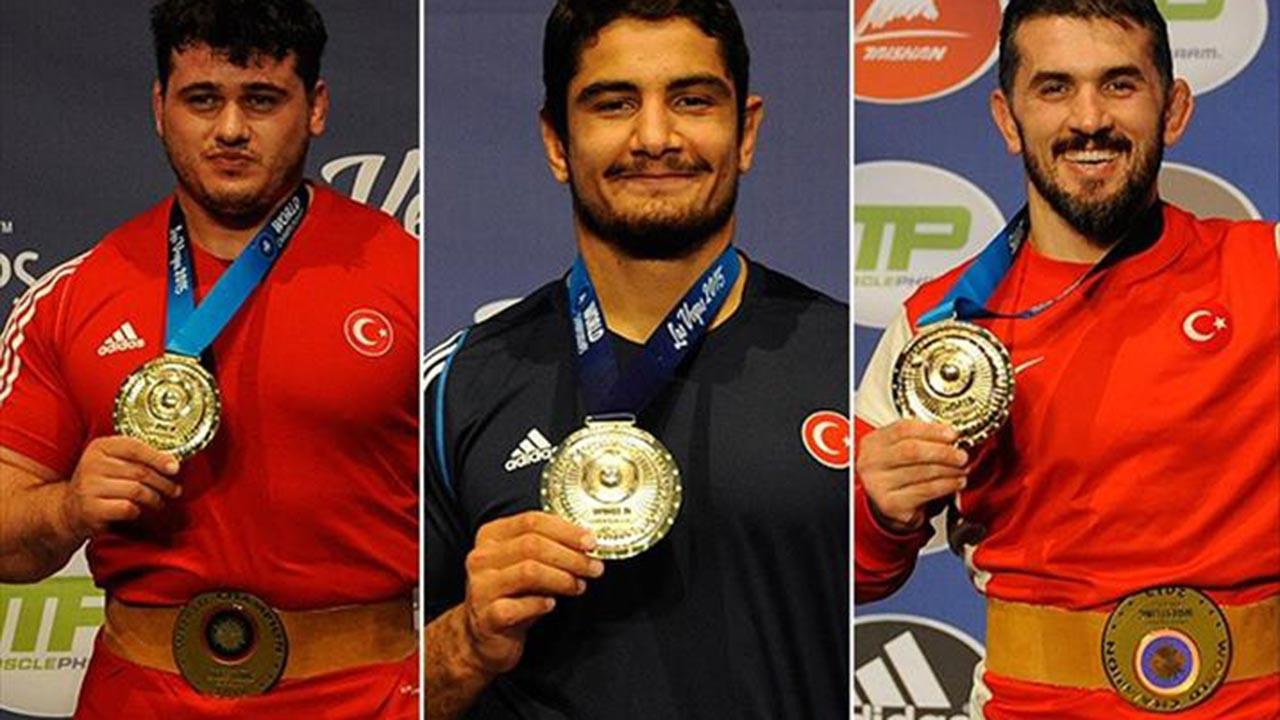 Olimpiyat madalyaları gerçek altın mı?