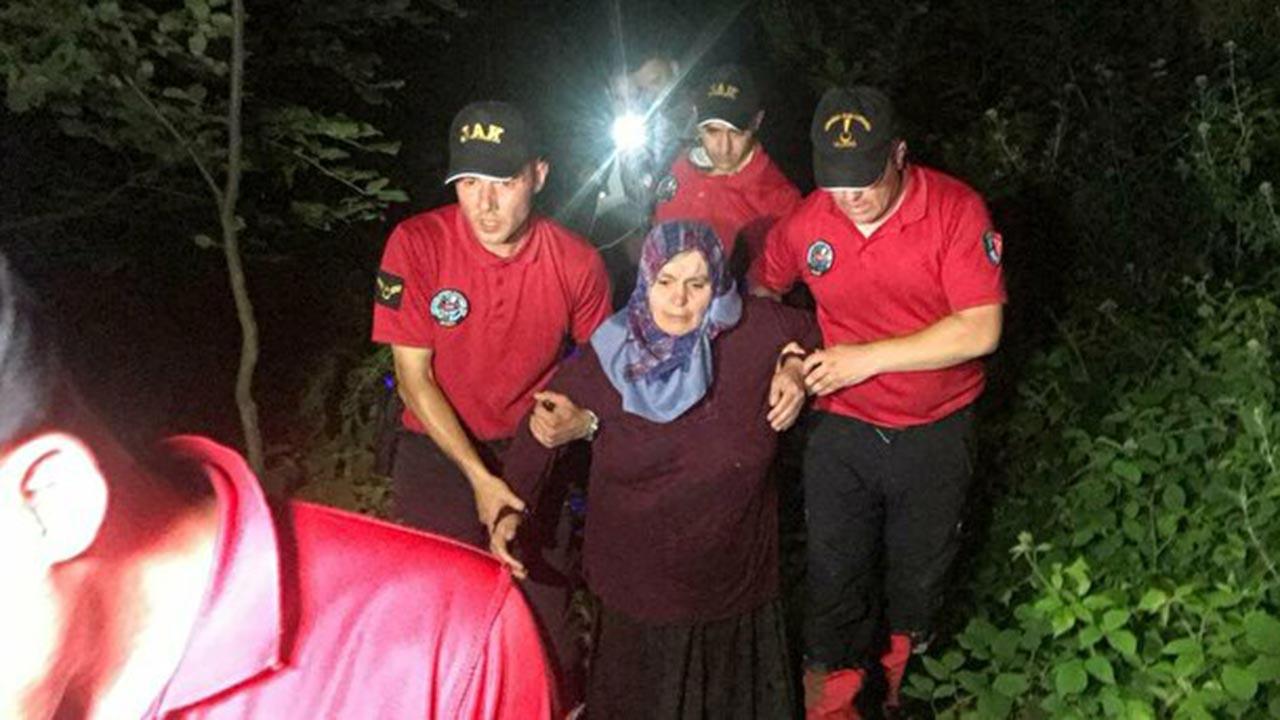 Uludağ'da kaybolan kadın bulundu mu Gülefer Boynukısa'dan iyi haber