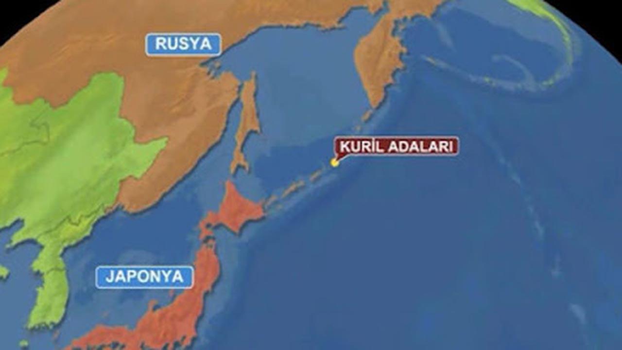 Japonya'dan Rusya'ya protesto notası