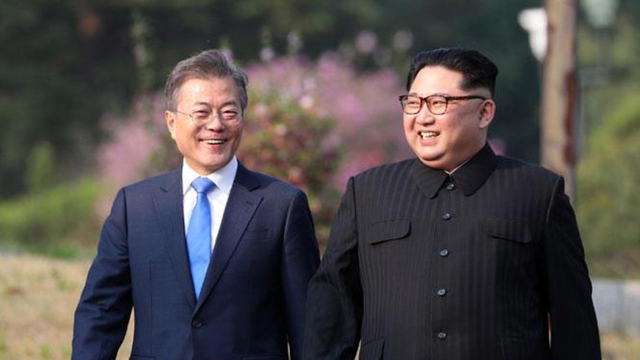 Kore devletleri arasında yeniden diyalog