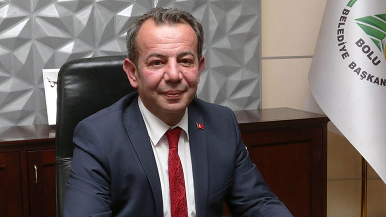 """CHP'den Tanju Özcan hakkında """"göstermelik"""" karar"""