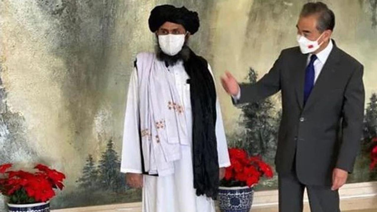Taliban heyeti Rusya'dan sonra Çin'de