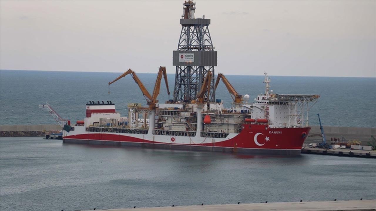 Karadeniz gazında ilk akış testi başarılı