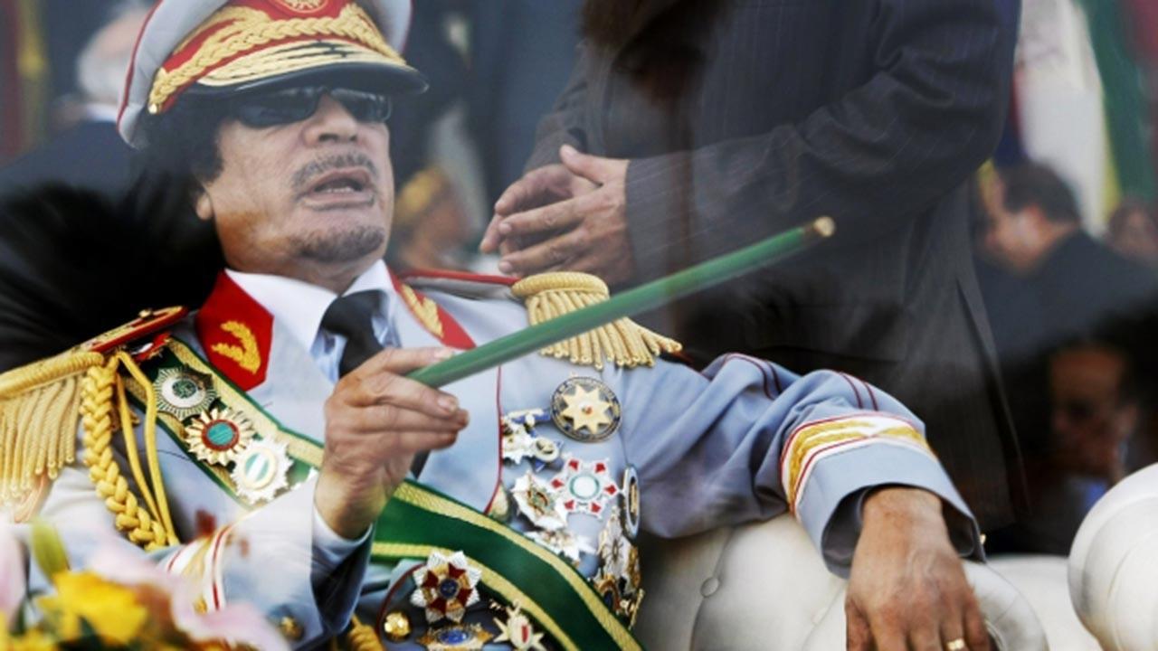 Kaddafi kimdir biyografi ve özgeçmişi