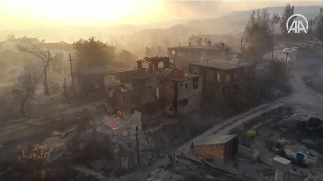 Yangınları kim çıkarıyor, yangınları kim üstlendi? Manavgat, Marmaris, Silifke, Bodrum