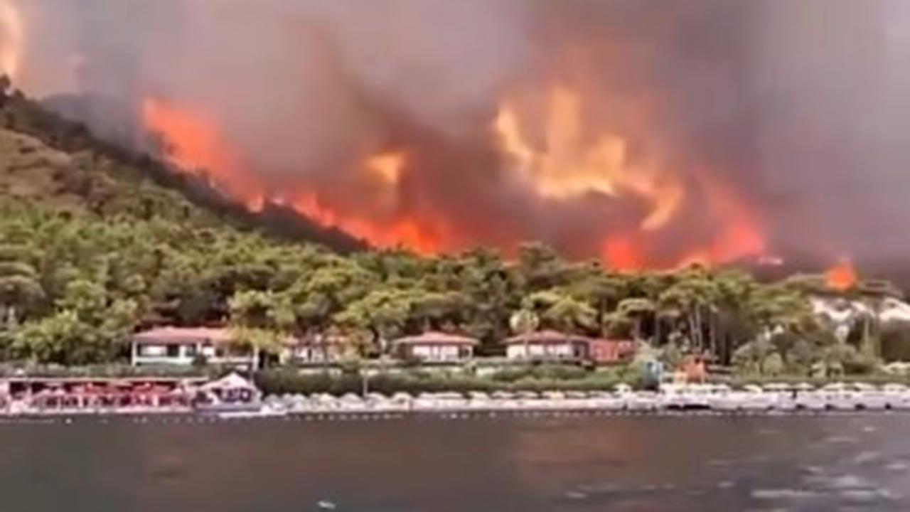 Türkiye genelindeki yangınlarda son durum