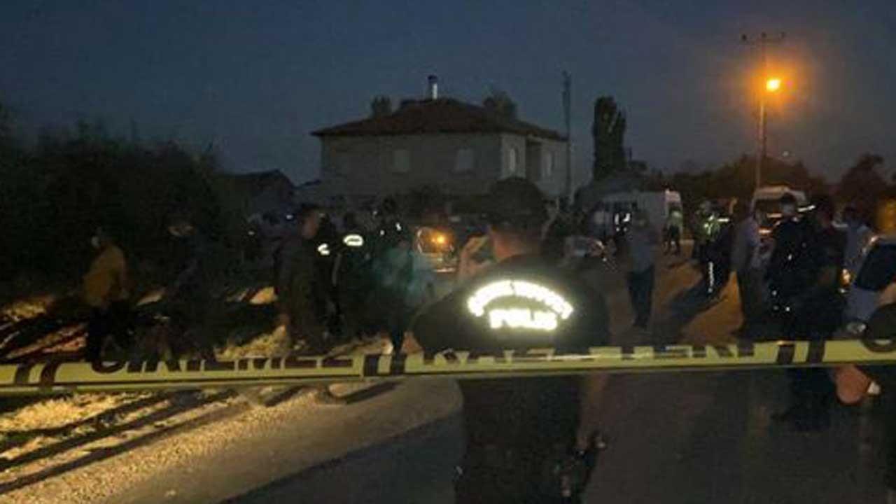 Konya'da silahlı saldırı, aynı aileden 7 kişi öldü