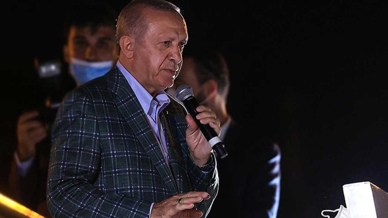Yangınları kim çıkarıyor? Erdoğan'dan ilk açıklama