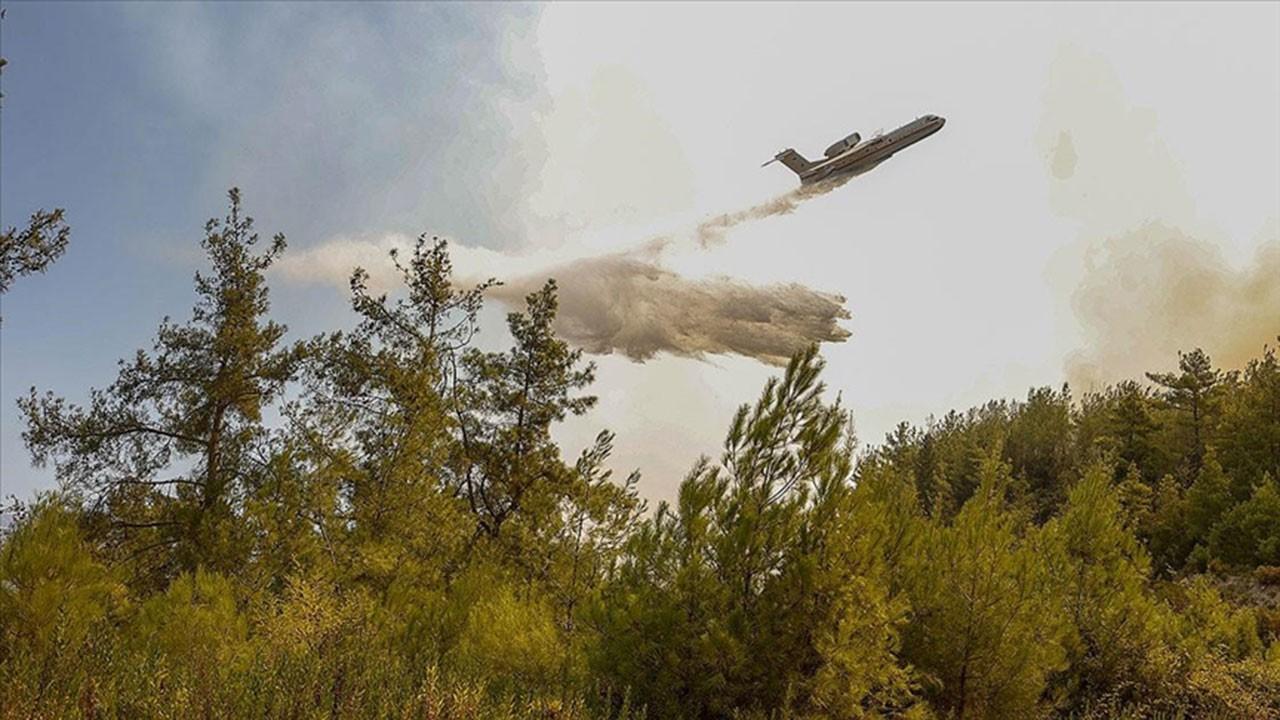 AB'den Türkiye'ye 3 yangın söndürme uçağı desteği