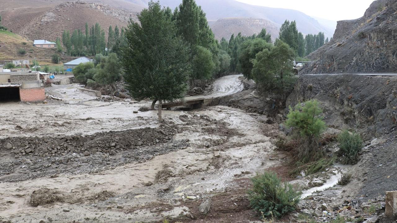 Van'da bir gün arayla ikinci sel felaketi
