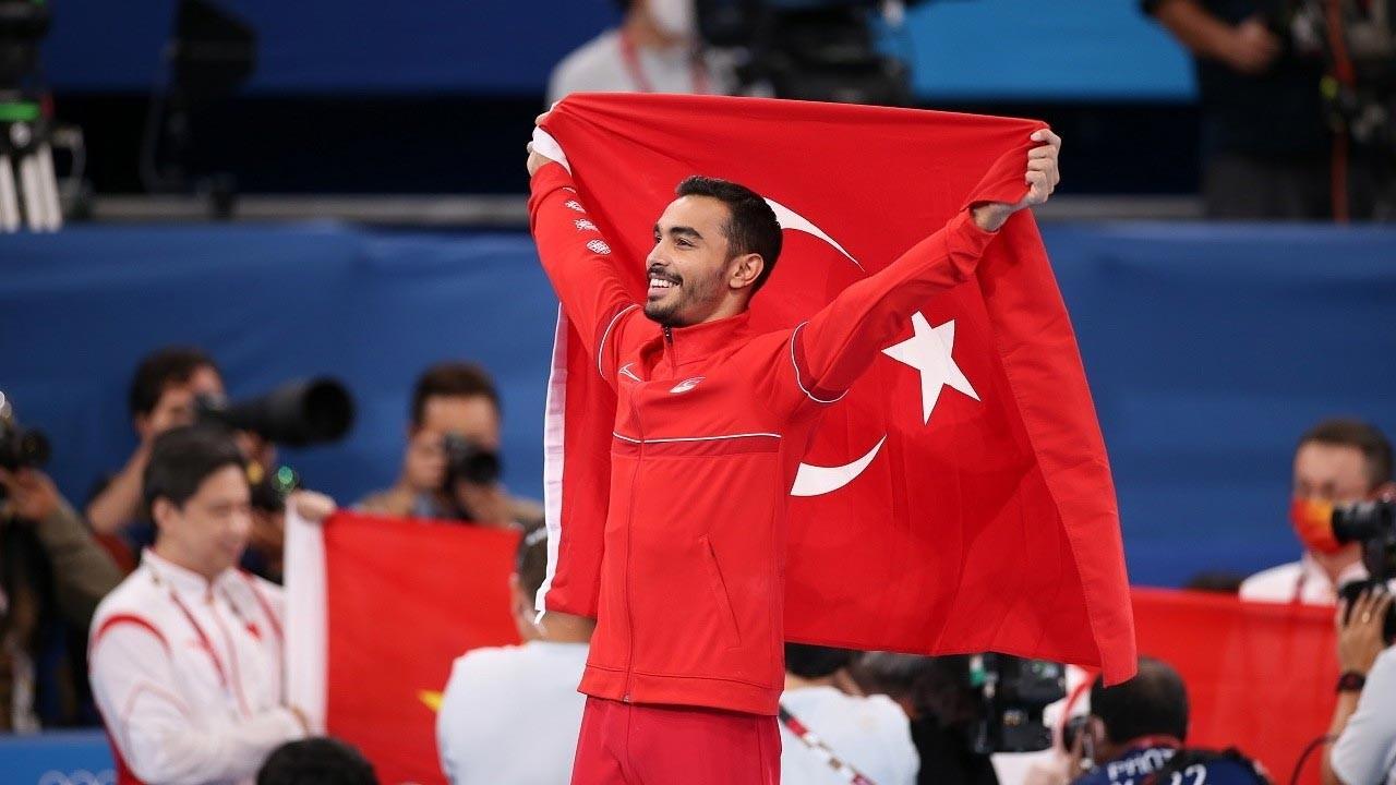 Cimnastikte ilk kez olimpiyat madalyamız oldu