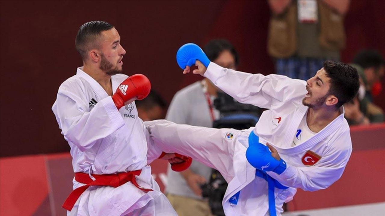 Eray Şamdan ikincilik madalyası kazandı