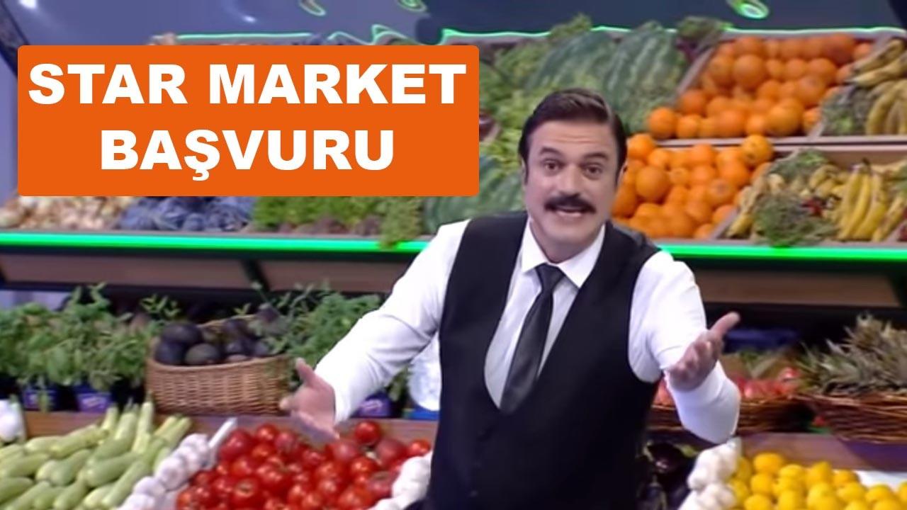 Star Market Başvuru nasıl, nereden yapılır?