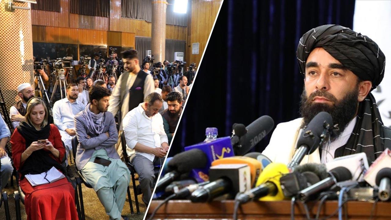 Taliban'dan kadınlara: Talepleriniz karşılınacak