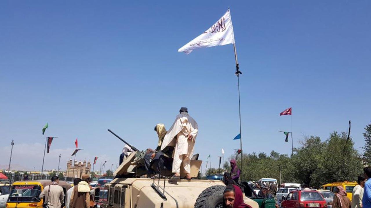 ABD'nin milayrlarca dolarlık teçhizatı Taliban'da