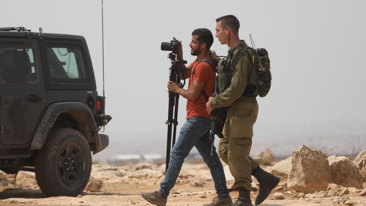 Batı Şeria'daki saldırılarda 15 Filistinli yaralı