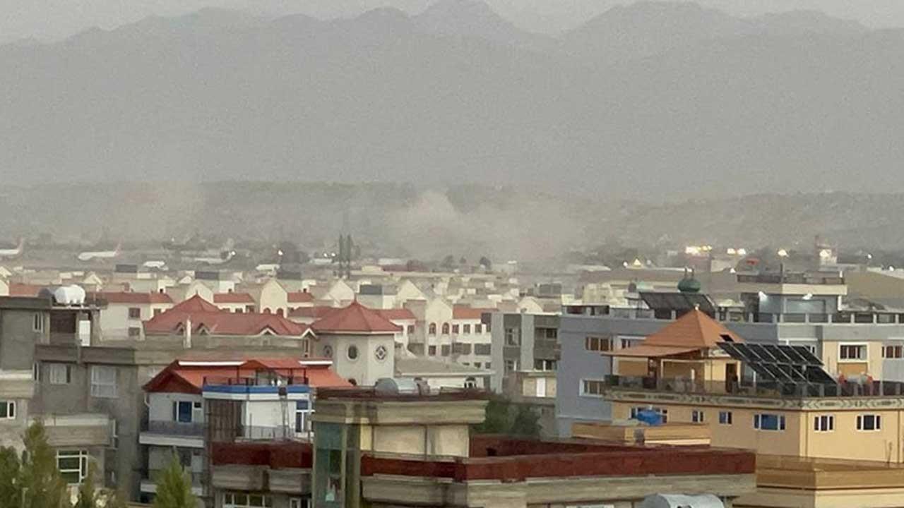 Kabil Havalimanı yakınlarında 6 ayrı patlama