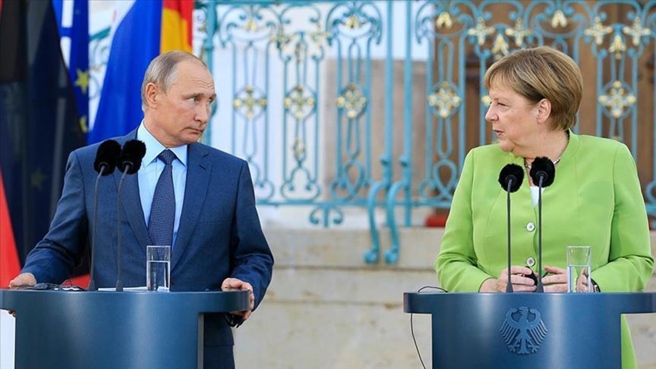 Almanya'dan Rusya'ya ağır itham