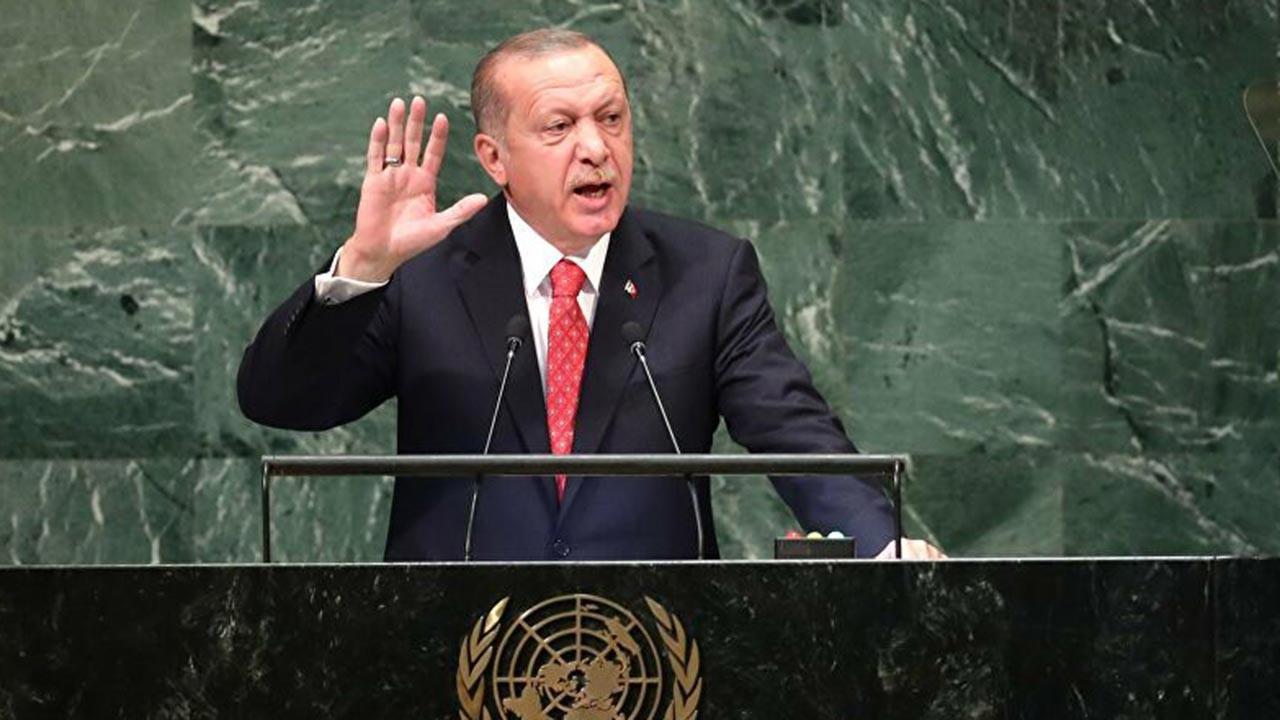 Erdoğan'dan ABD'ye: Bize müdahale edemezsiniz