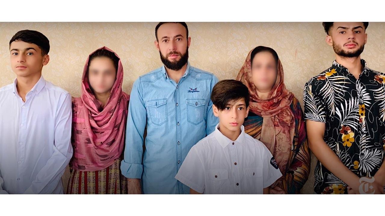 ABD Afganistan'da bombaladığı ev sivil çıktı