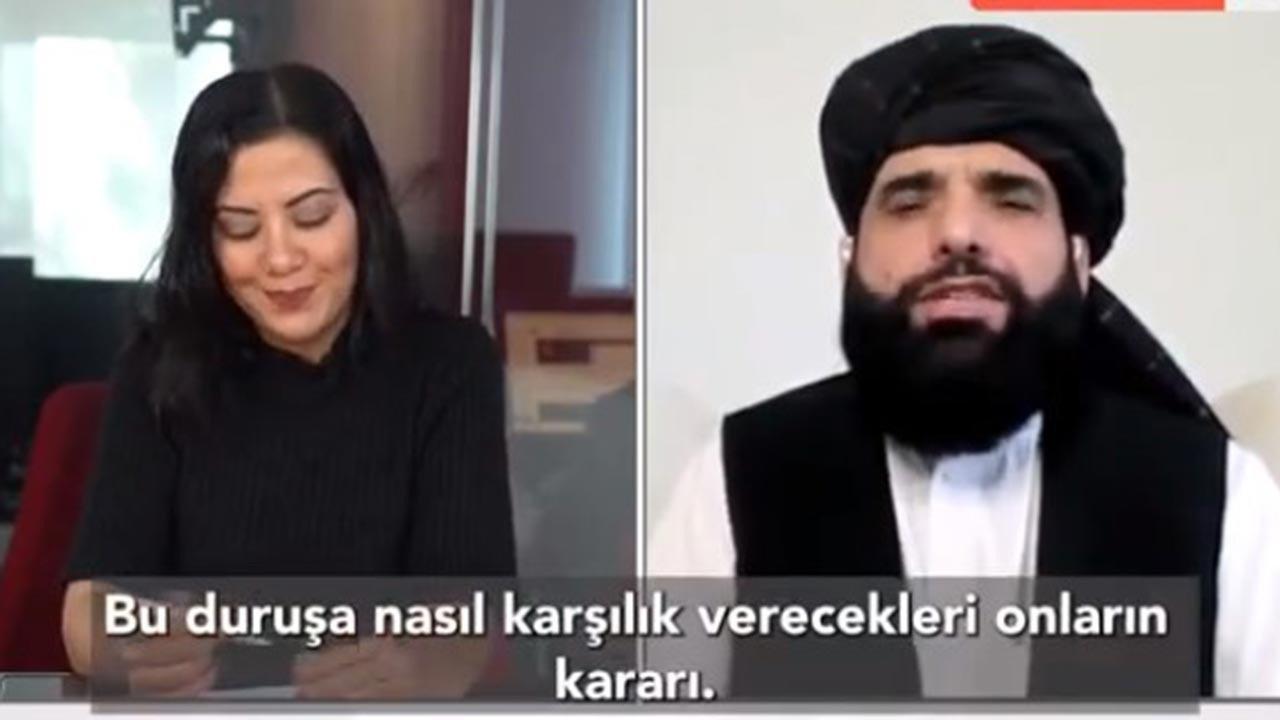 Türk halkı kardeşimizdir, destek bekliyoruz