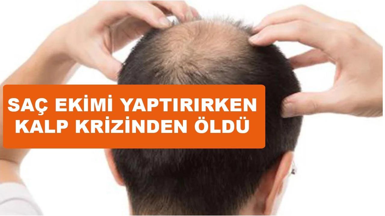 Saç ekimi sırasında ölüm vakasında yeni gelişme