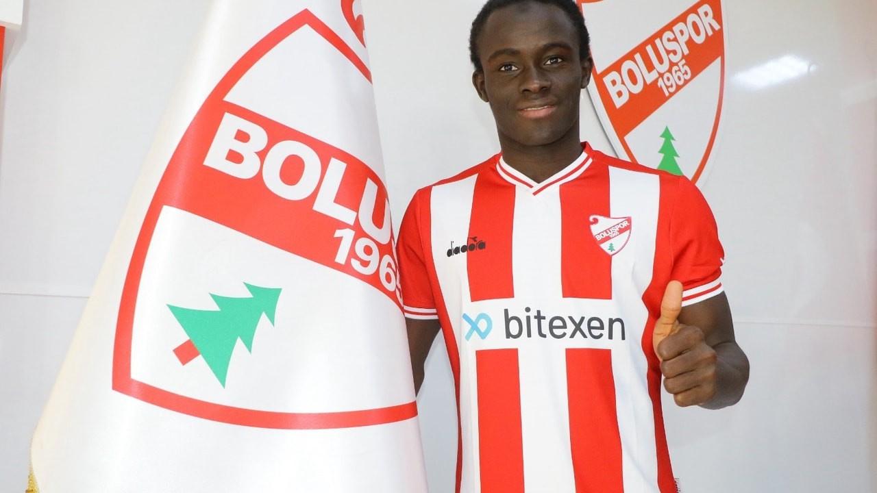 Boluspor, Abdoulaye Diarrassouba ile anlaştı
