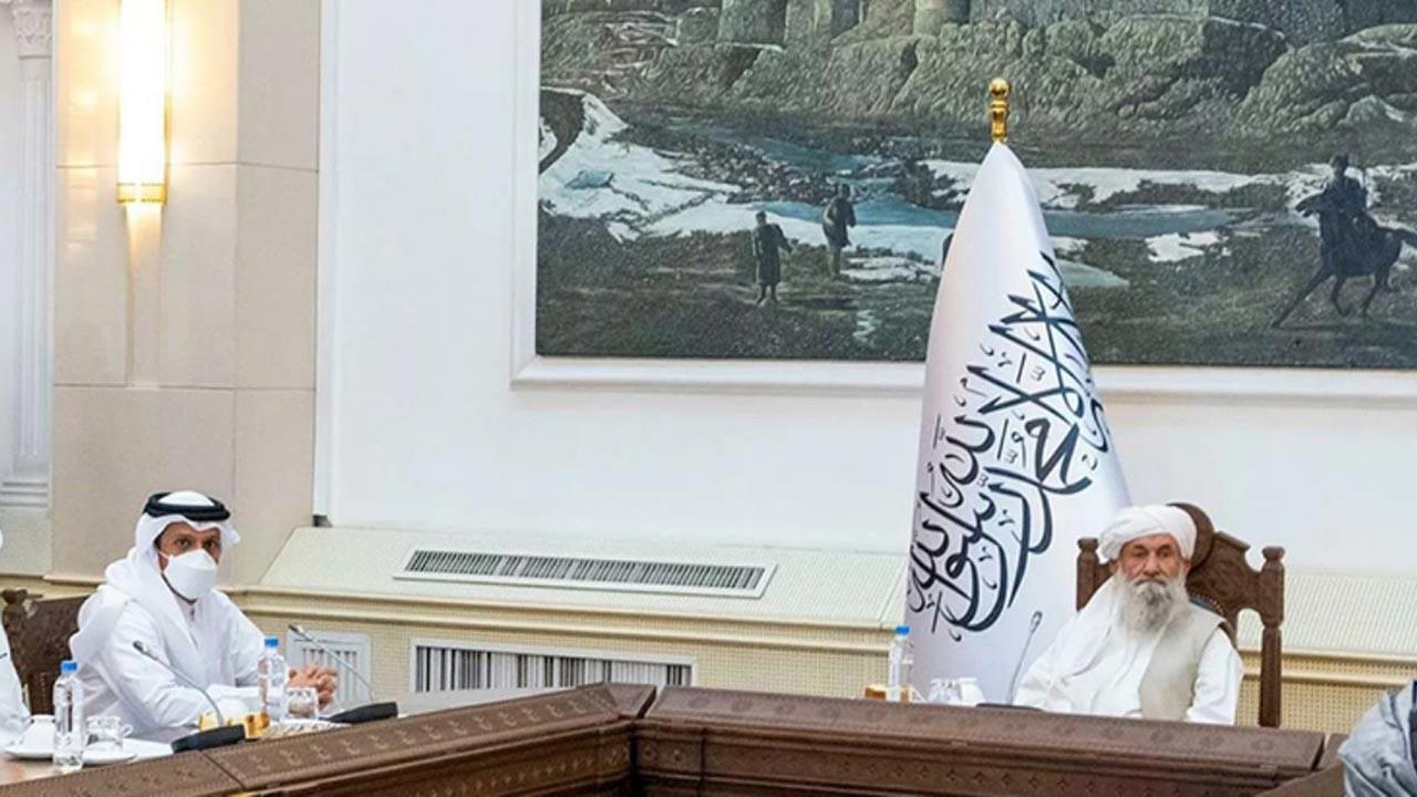 Taliban hükümetine ilk uluslararası resmi ziyaret