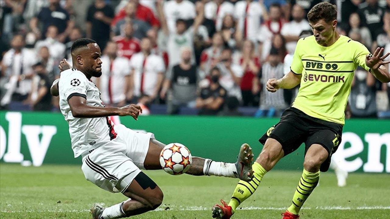 Beşiktaş maçı kaç kaç bitti, golleri kim attı?