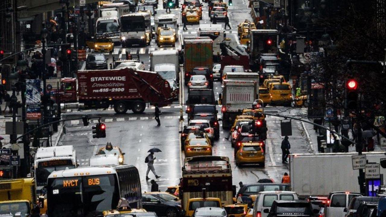 New York'ta dizel ve benzinli araç yasağı