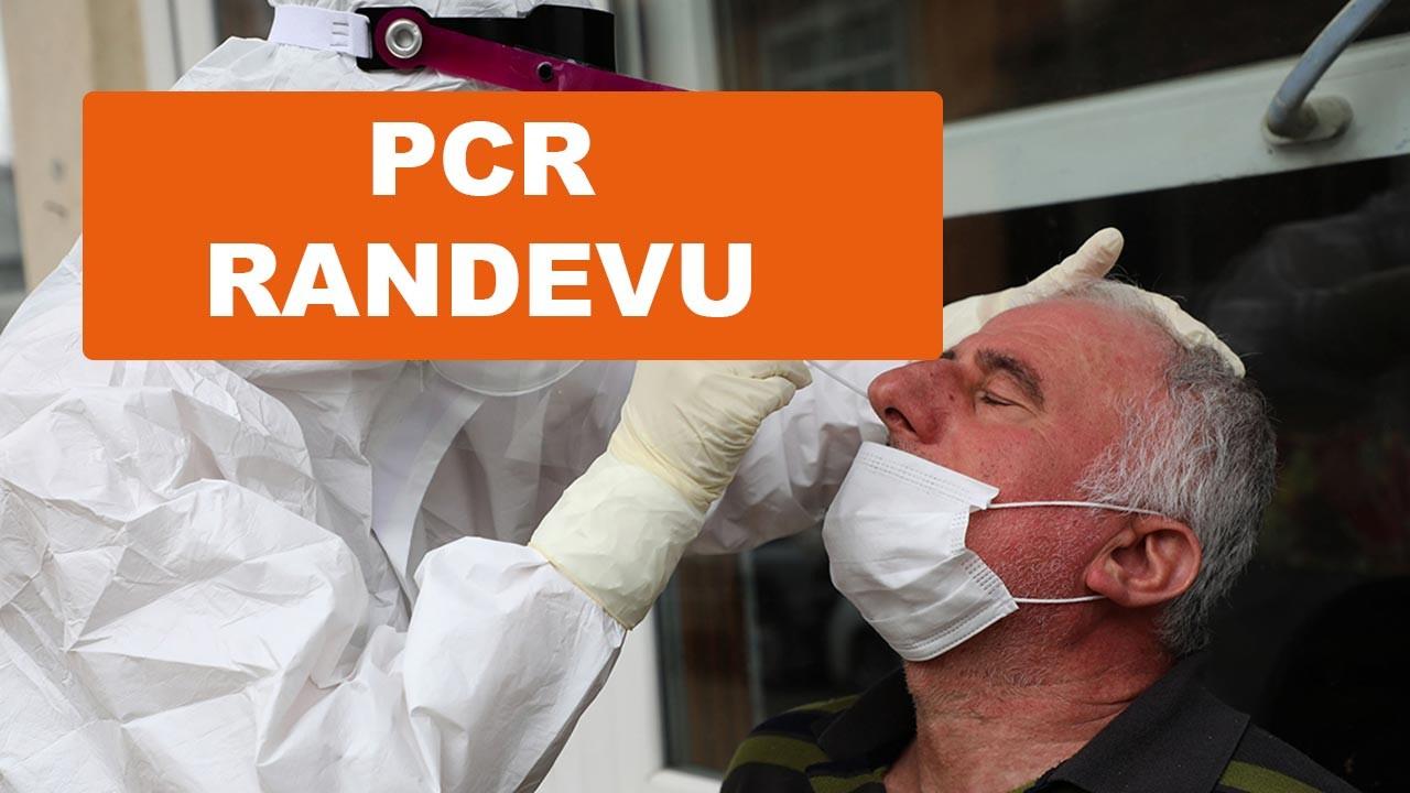 PCR randevusu almak gerekiyor mu?
